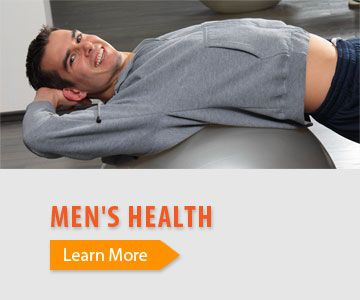 Mens Health Conditions