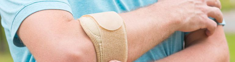 Tennis Elbow Physical Therapy Harrington Park, NJ Image